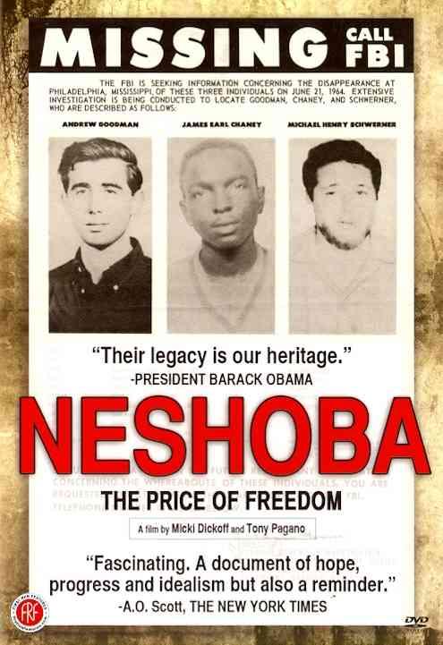 NESHOBA:PRICE OF FREEDOM BY DICKOFF,MICKI (DVD)